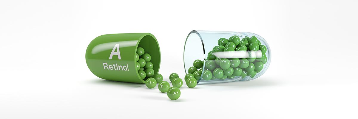 Vitaminas A – odos jaunystės eliksyras