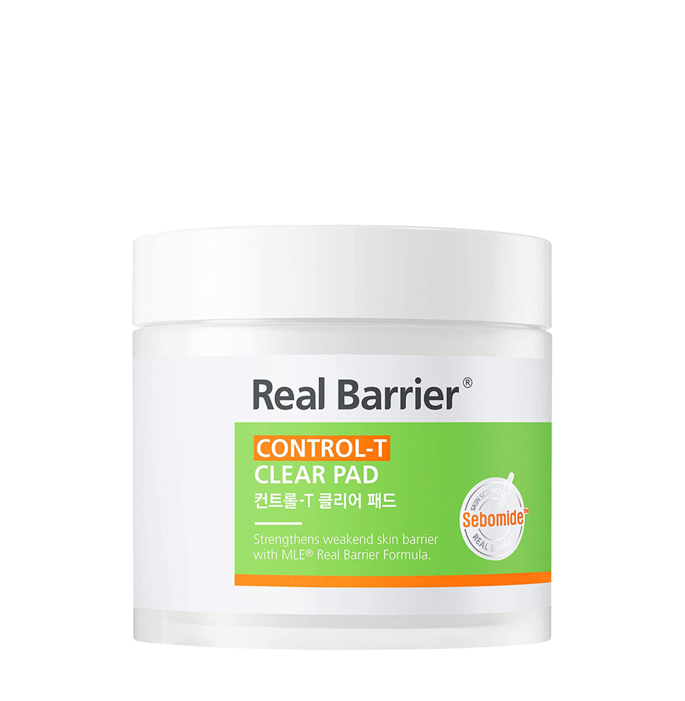 Real Barrier Control-T Clear Pad