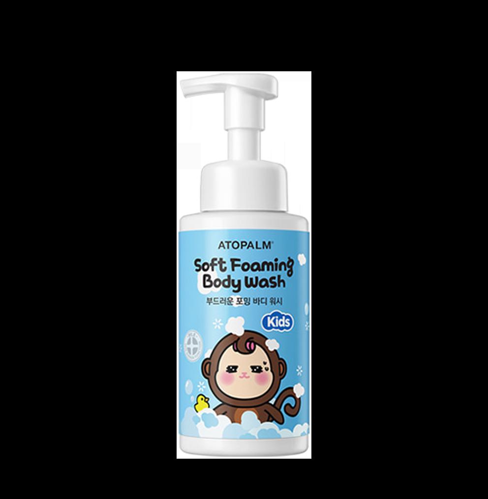 Soft Foaming Body Wash